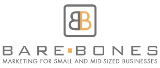 Bare Bones Marketing Logo