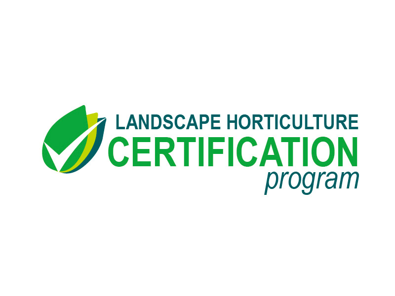 Landscape Horticulture Logo Design - Branding agency Bare Bones Marketing in Oakville, Ontario.