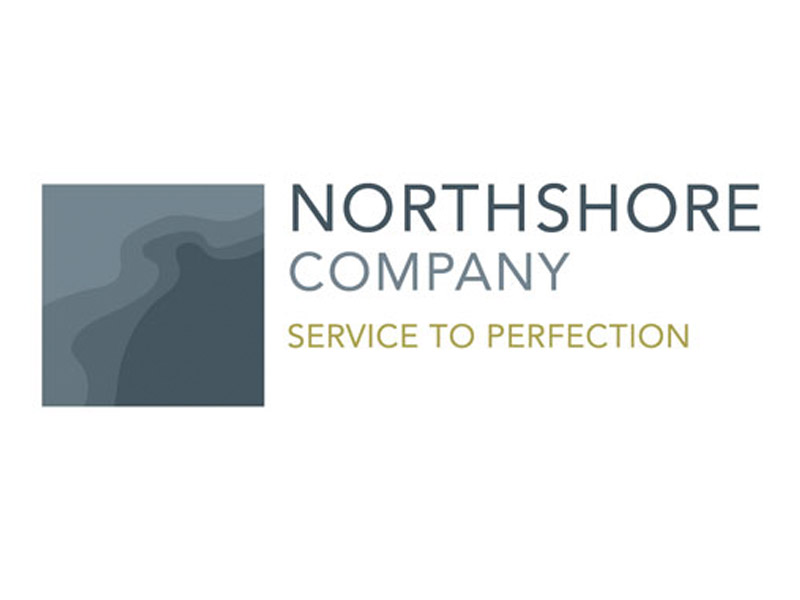 NorthShore Company Logo Design - Branding agency Bare Bones Marketing in Oakville, Ontario.