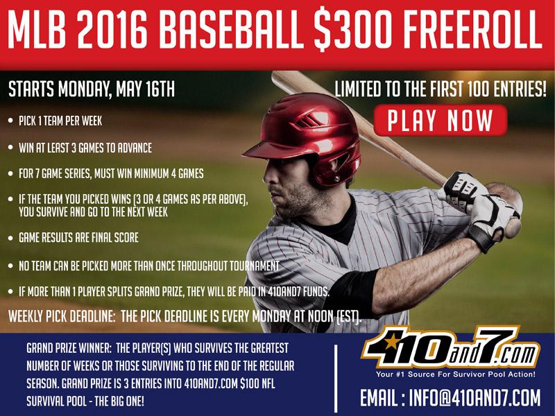Web Baseball Ad Design - Print branding at Bare Bones Marketing in Oakville, Ontario.