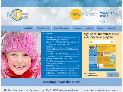 MNC Monitor - Email Marketing with Bare Bones Marketing in Oakville, Ontario.