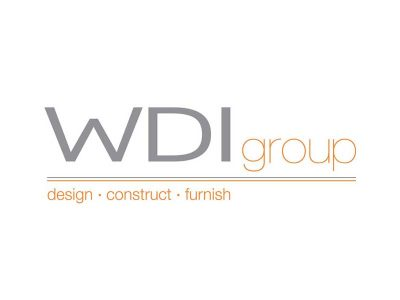 WDI Group - Design, Construct, Furnish at Bare Bones Marketing Logo Design.