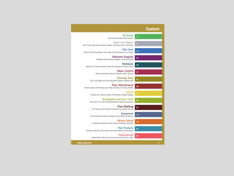 Advantage Content Design - lightbox marketing cover with Bare Bones Marketing in Oakville, Ontario.