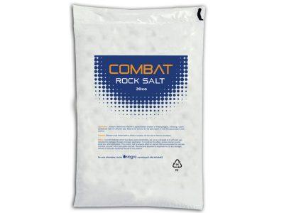 Combat Rock Salt - Packaging Design with Bare Bones Marketing in Oakville, Ontario.