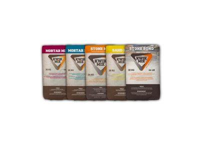 Kwik Mix - Packaging Design with Bare Bones Marketing in Oakville, Ontario.