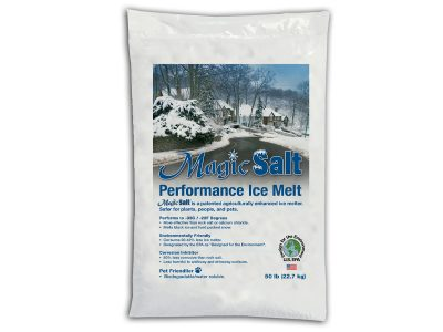 Magic Salt Bag - Packaging Design with Bare Bones Marketing in Oakville, Ontario.
