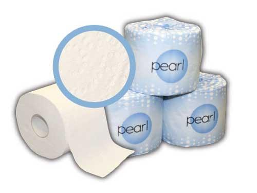 Pearl Tissue - Packaging Design at Bare Bones Marketing in Oakville, Ontario.