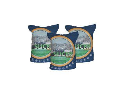 Pro Melt Slicer Enhanced Bag - Packaging Design with Bare Bones Marketing in Oakville, Ontario.