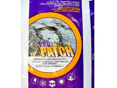 Pro Patch Bag - Packaging Design with Bare Bones Marketing in Oakville, Ontario.