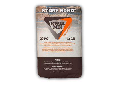 Kiwk Mix Stone Bond - Packaging Design with Bare Bones Marketing in Oakville, Ontario.