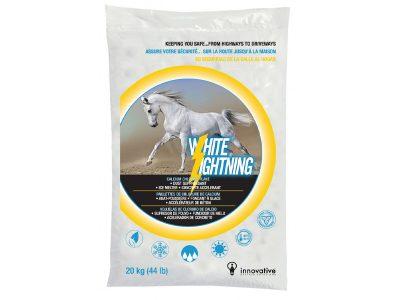 White Lightning - Packaging Design with Bare Bones Marketing in Oakville, Ontario.
