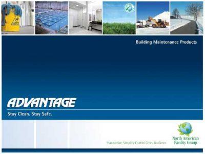 Advantage - Sales Presentations at Bare Bones Marketing in Oakville, Ontario.