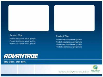 Advantage Maintenance - Sales Presentations at Bare Bones Marketing in Oakville, Ontario.