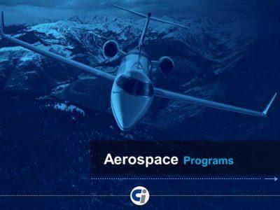 CI Aerospace Programs - Sales Presentations at Bare Bones Marketing in Oakville, Ontario.